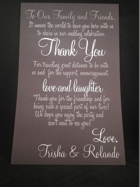 Welcome Quotes For Wedding: Wedding Guests Thanks Quotes. QuotesGram