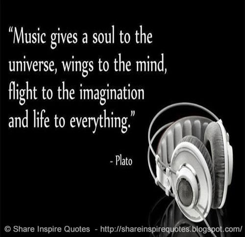 Quotes On The Importance Of Music: Famous Quotes About Life Music. QuotesGram