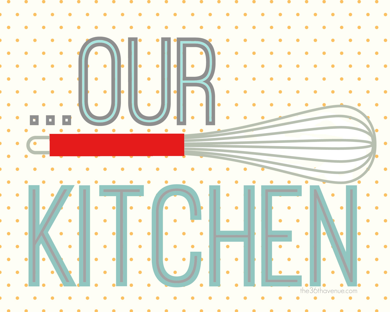 Country Kitchen Art Decor