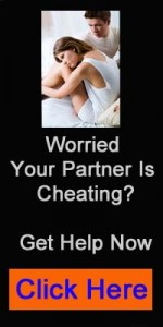 A husband cheating of 30 Signs