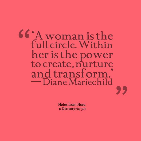 Funny Quotes Women Power Quotesgram: Nurture Quotes. QuotesGram