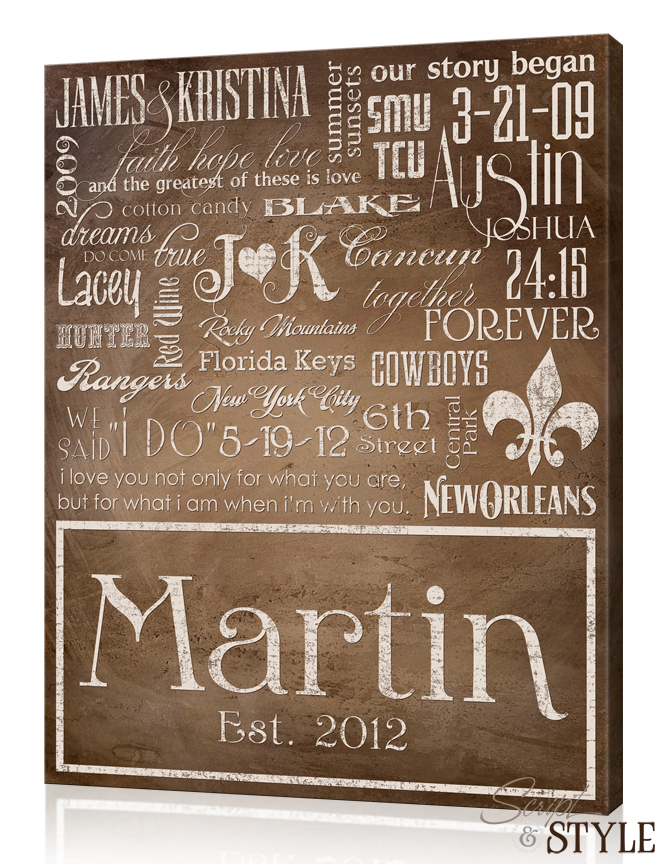 Personalized Street Signs >> Custom Wall Plaques With Quotes. QuotesGram