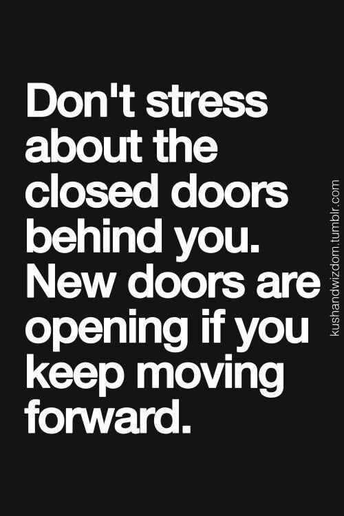 Closing Doors F : Behind closed doors quotes quotesgram