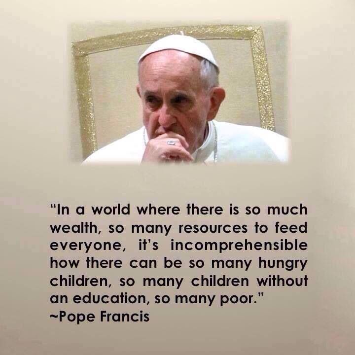Quotes About The Poor Pope Francis. QuotesGram