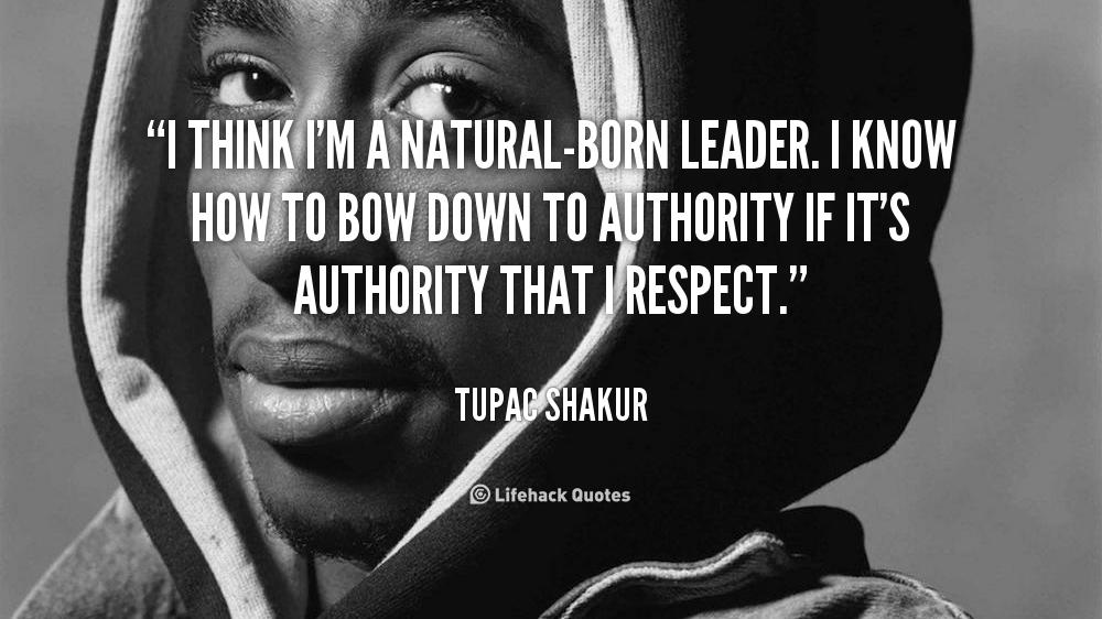 Born Leadership Quotes. QuotesGram