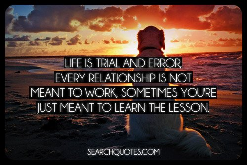 Quotes About Trials In Relationships. QuotesGram
