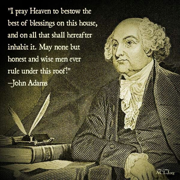 Quotes About George Washington By John Adams: John Adams Christianity Quotes. QuotesGram