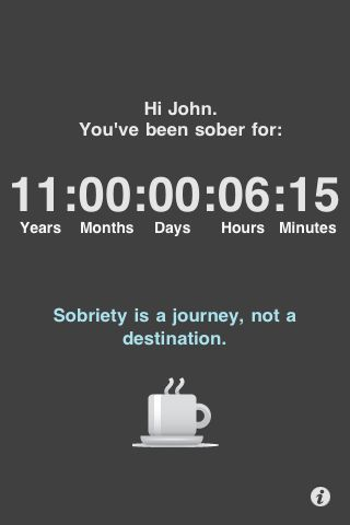 Sobriety Anniversary Quotes Quotesgram