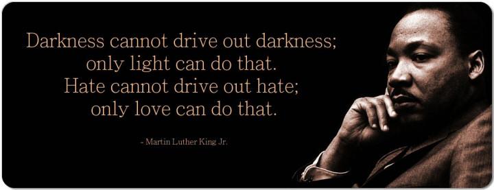 Fake MLK quote from bin Laden's death