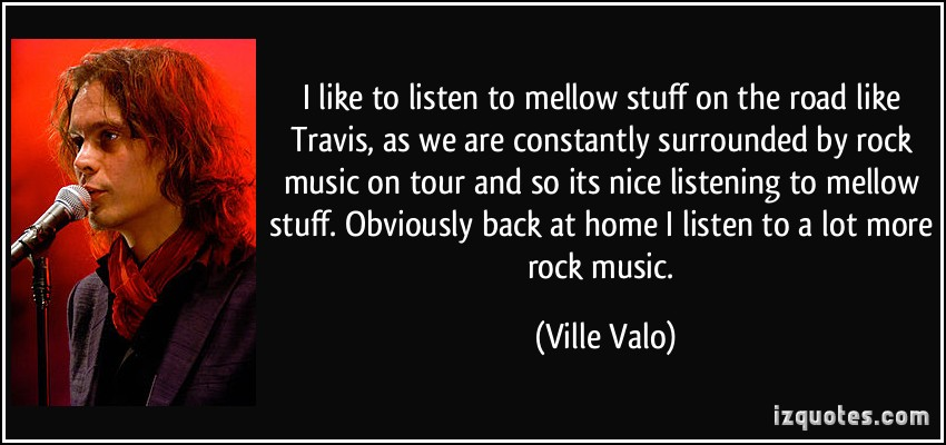 Surrounded By Love Quotes: Ville Valo Quotes. QuotesGram