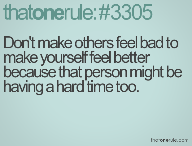 Quotes To Make Someone Feel Better. QuotesGram
