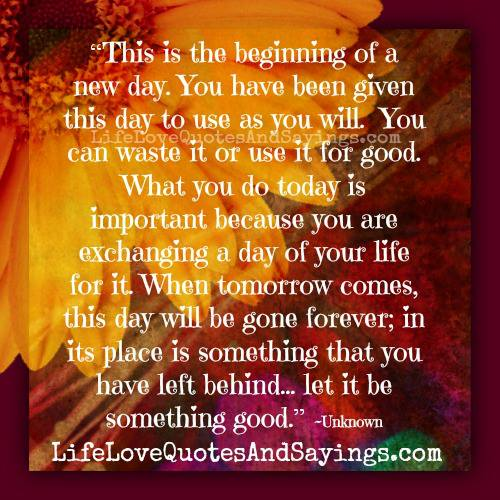 Love Quotes New Beginning. QuotesGram