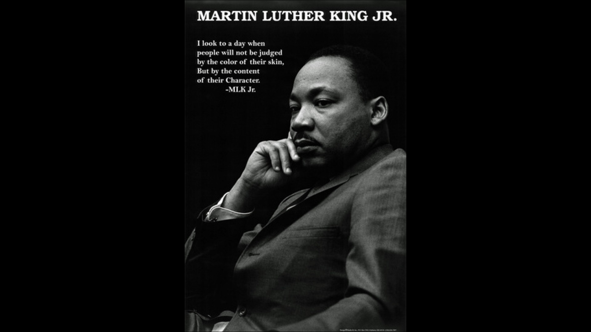 martin luther king leadership Dr martin luther king, jr was a leader who, like mahatma gandhi before him, and nelson mandela after him, showed us the way from weakness and division.