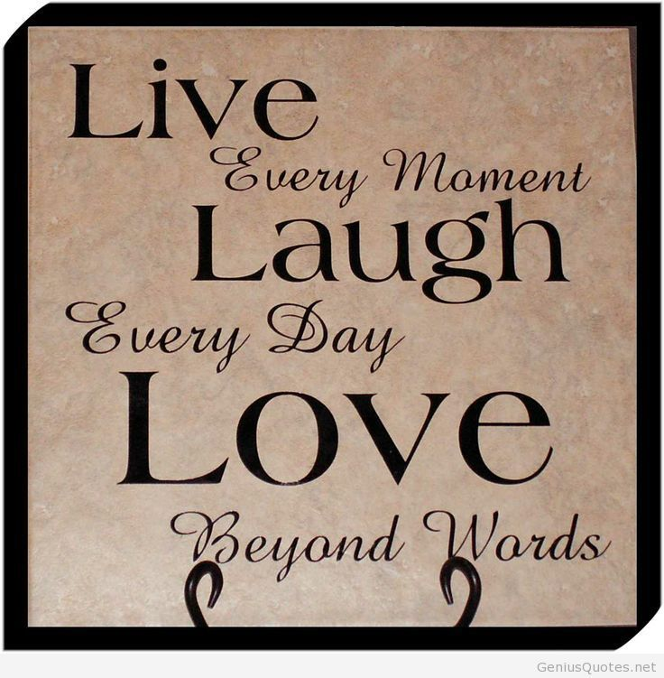 Good Quotes About Living In The Moment: Live Every Moment Quotes. QuotesGram