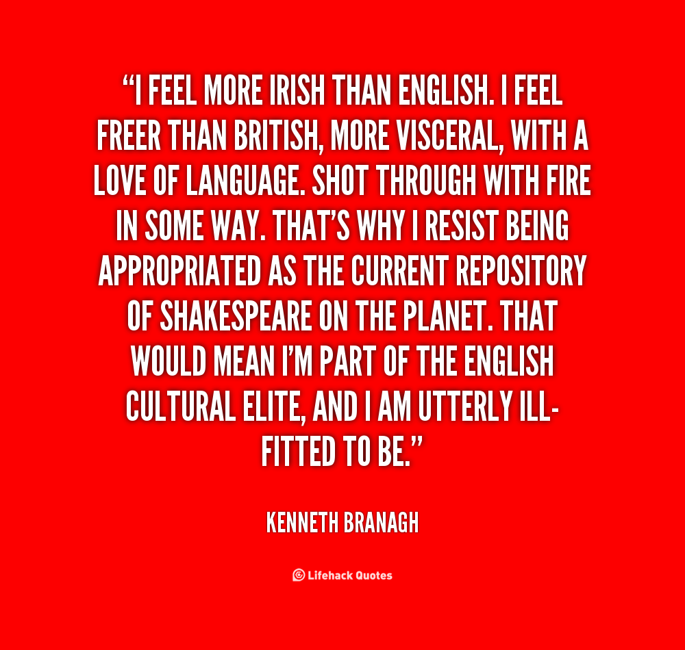 Kenneth Love Quotes: Kenneth Branagh Quotes. QuotesGram