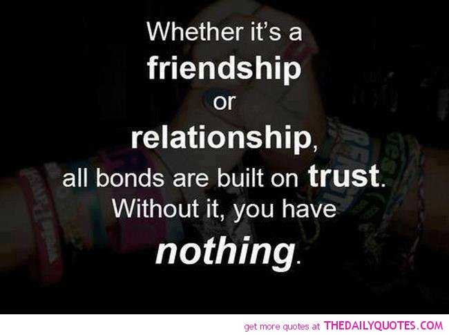On And Off Relationship Quotes Quotesgram: Relationship Quotes Sayings Broken Trust. QuotesGram