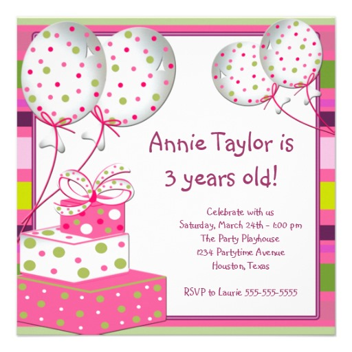 Happy 3rd Birthday Quotes For Little Girls. QuotesGram