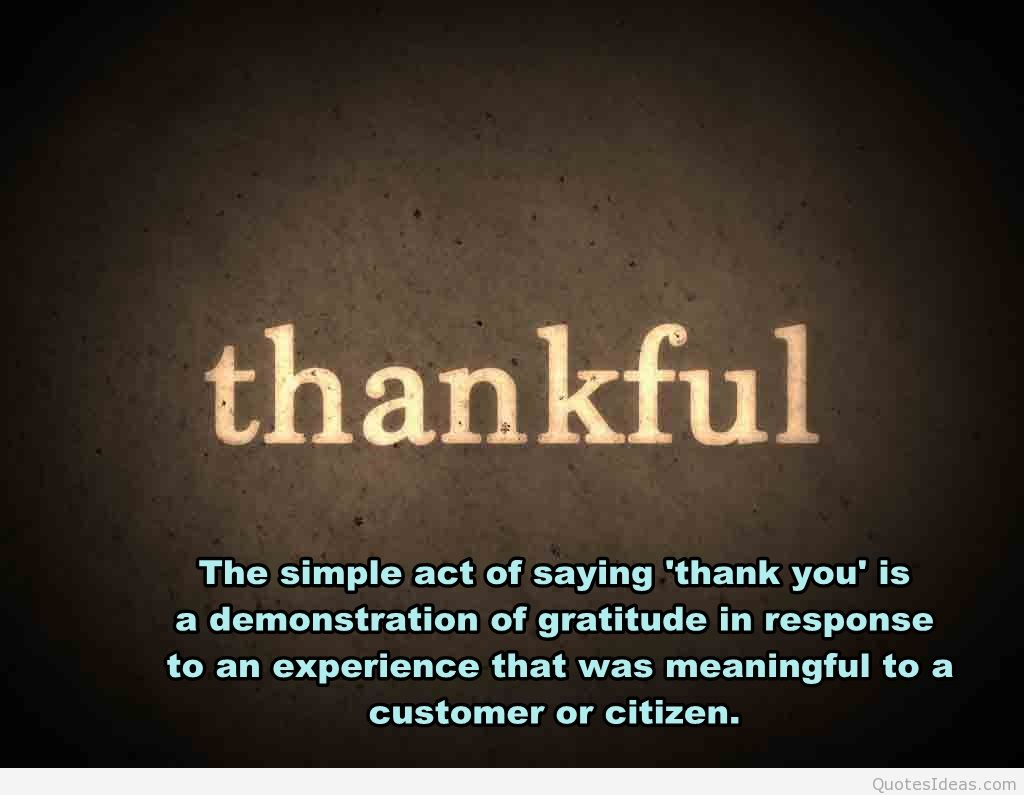 Thankful For Quotes: Im Thankful For You Quotes. QuotesGram