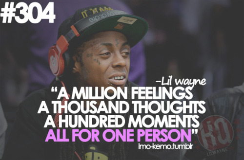 Lil Wayne Quotes About Love. QuotesGram