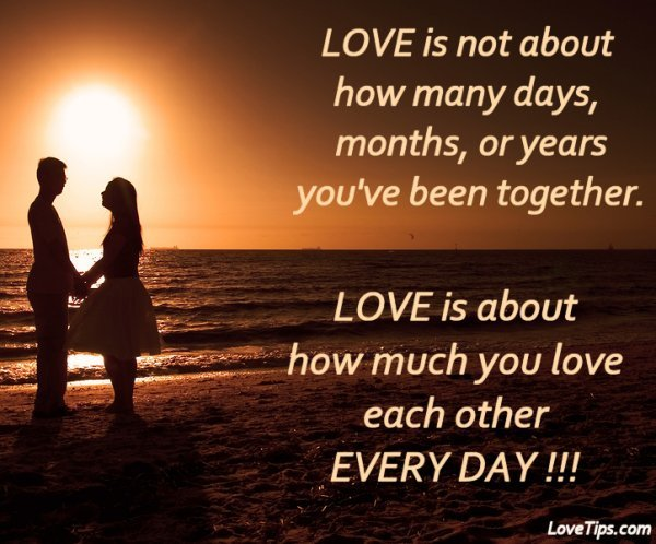 49 Best Love Quotes Images On Pinterest: I Love You More Everyday Quotes. QuotesGram