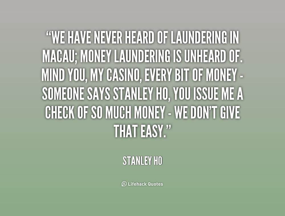 John Money Quotes Quotesgram: Laundering Money Quotes. QuotesGram