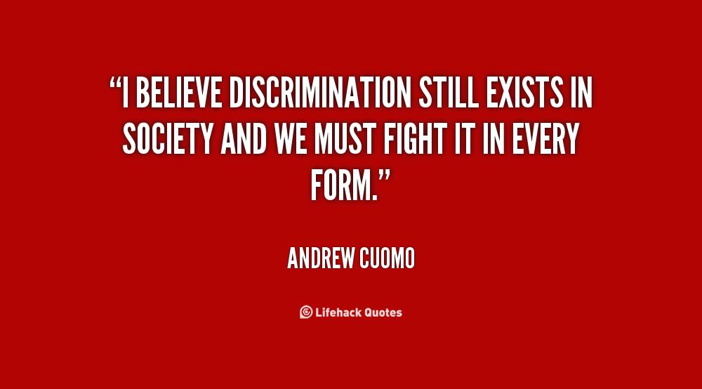Racial Discrimination Quotes. QuotesGram