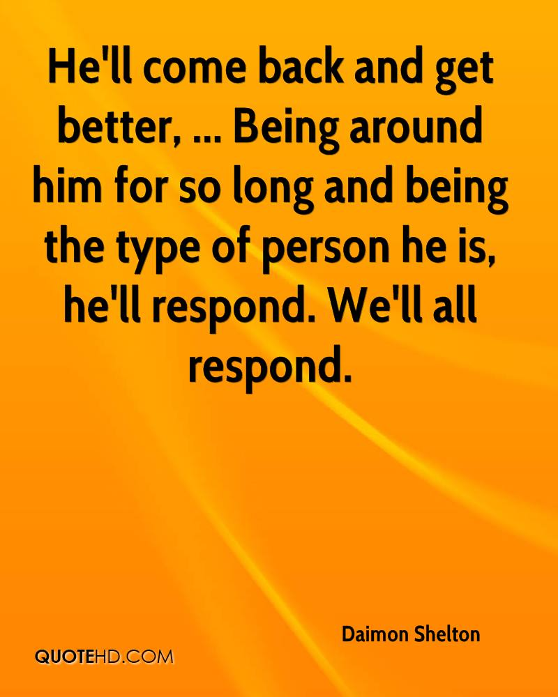 Being With Him Quotes: Come Back Quotes For Him. QuotesGram