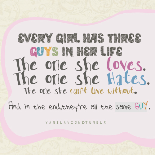 guy quotes to girls