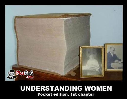 Funny Quotes On Understanding Men Quotesgram