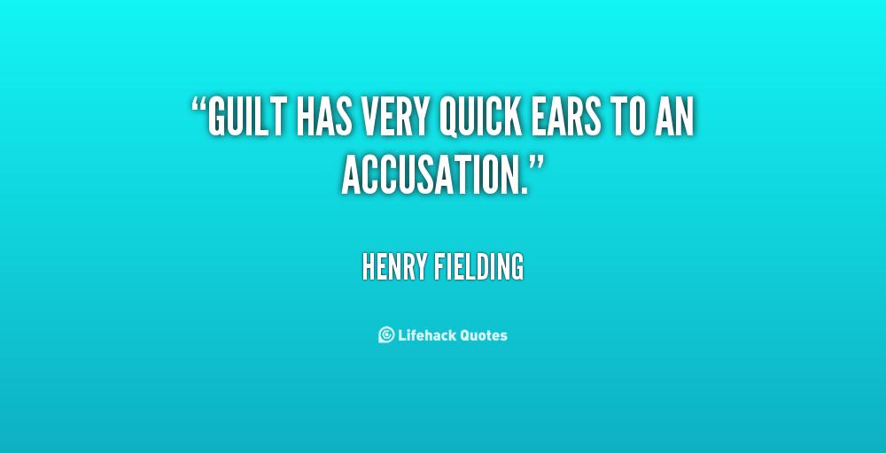 Accusations Quotes. QuotesGram