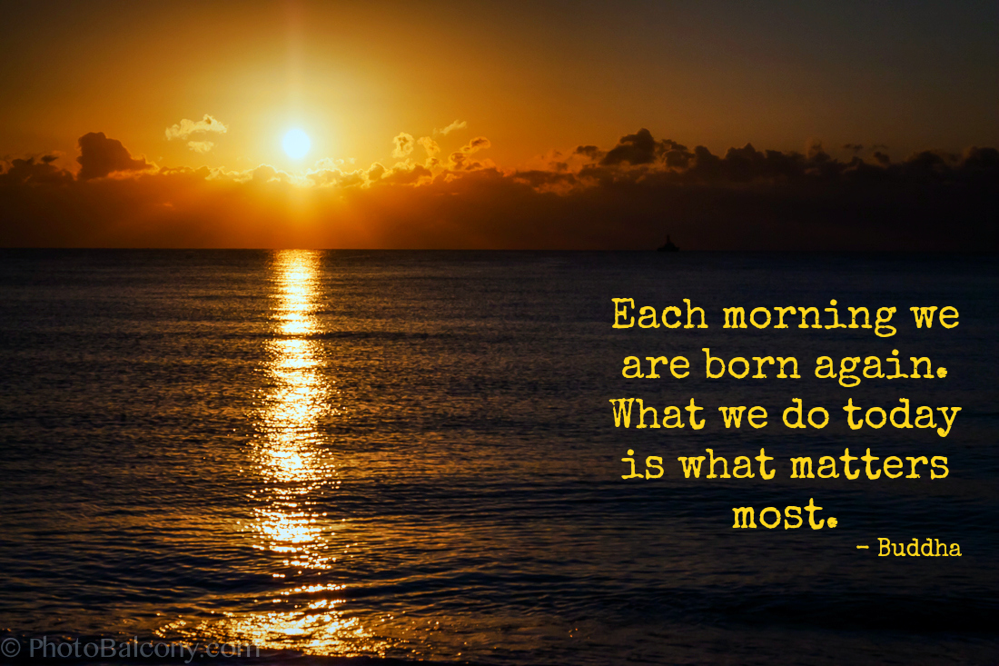 watching the sunrise quotes - photo #1