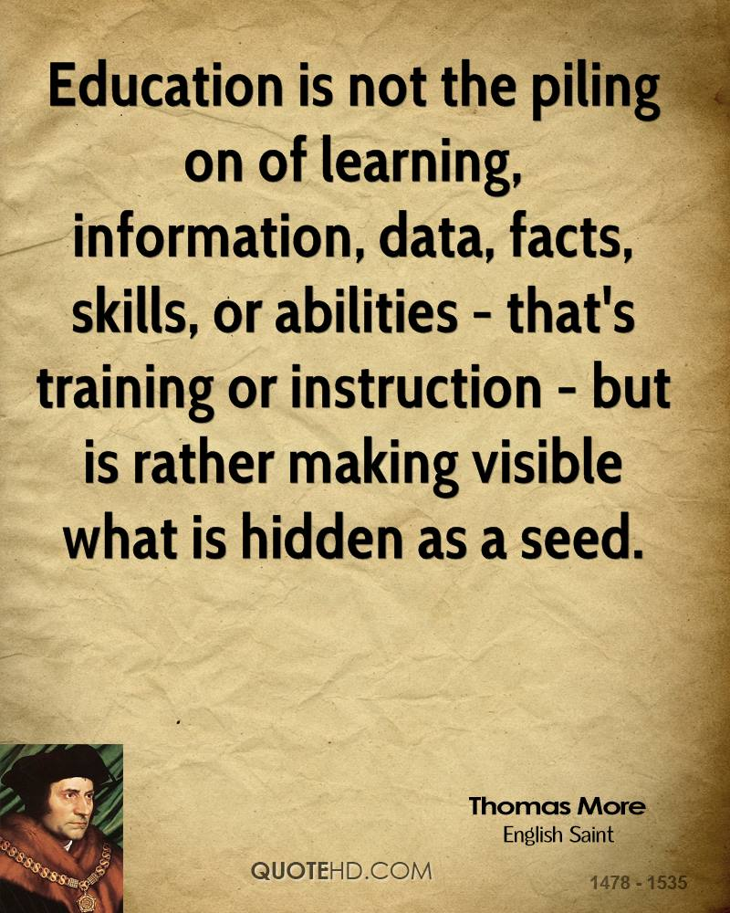 Data In Education Quotes. QuotesGram