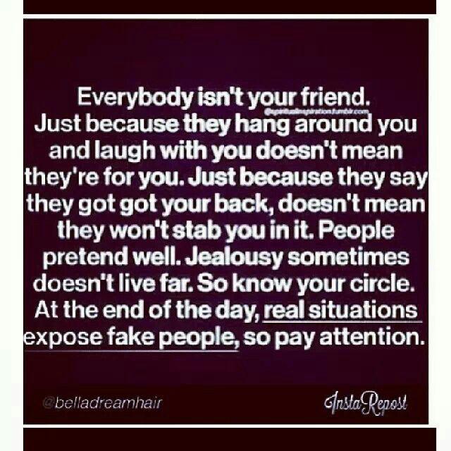 no fake friends quotes quotesgram