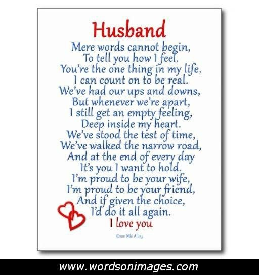 Love Quotes And Sayings For My Husband : Funny anniversary quotes and sayings quotesgram