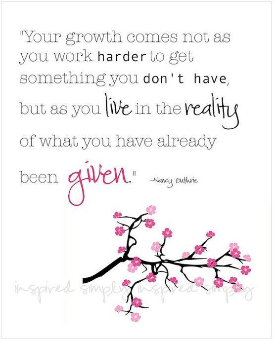 Positive Spiritual Quotes: Inspirational Growth Quotes. QuotesGram