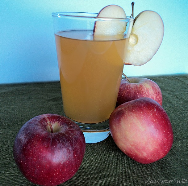 how to make apple pie drink
