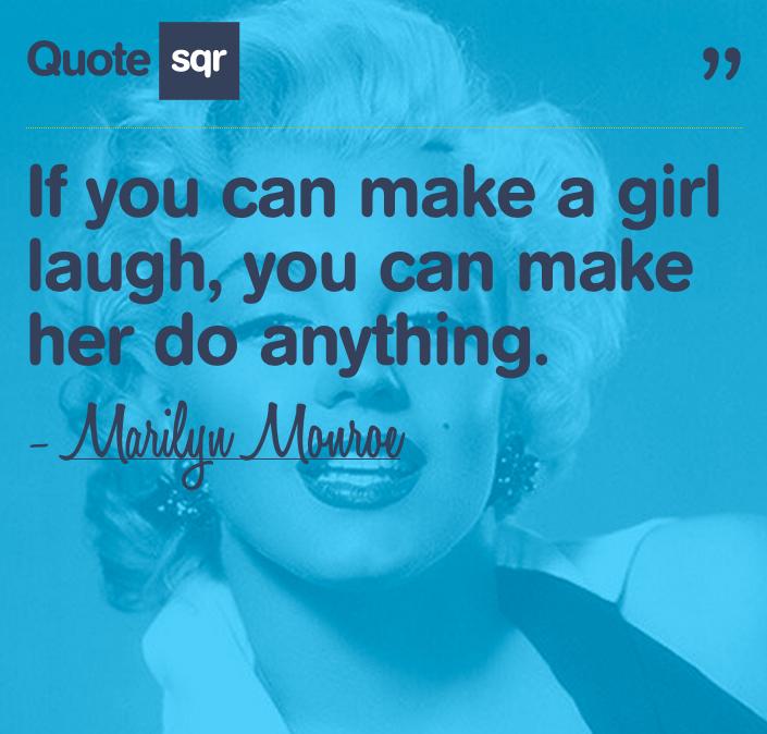 Make Her Laugh Quotes. QuotesGram
