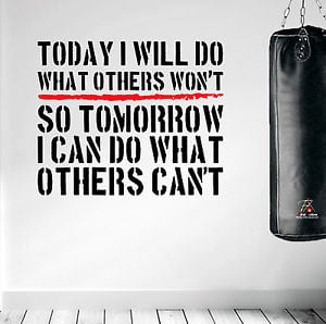 Inspirational Quotes About Boxing Quotesgram