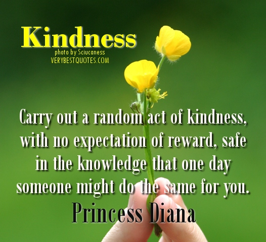 One Random Act Of Kindness At A Time Quote: Random Acts Of Kindness Quotes. QuotesGram