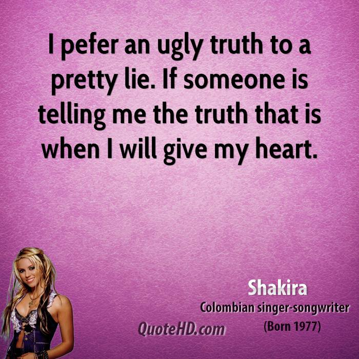 Quotes About Telling The Truth. QuotesGram
