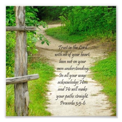 Love Quotes About Life: Bible Quotes About Paths. QuotesGram