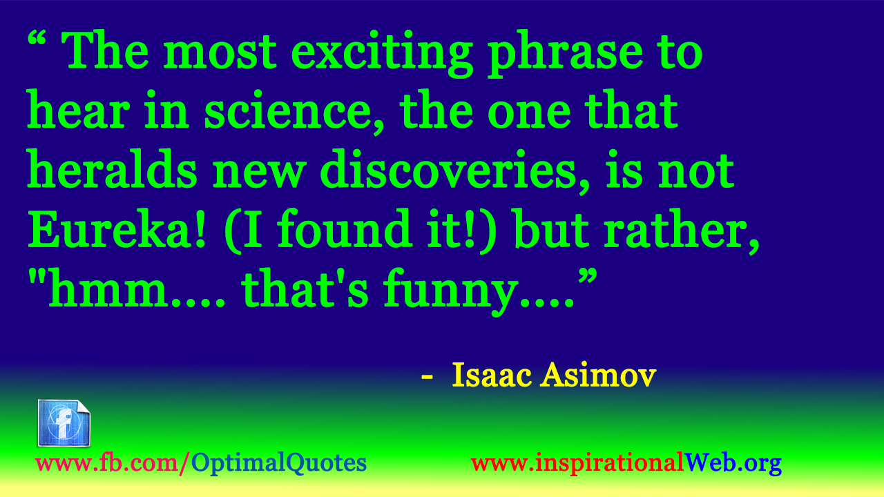 important quotes about science essay