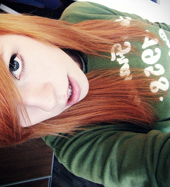 Quotes About Red Heads With Green Eyes Quotesgram