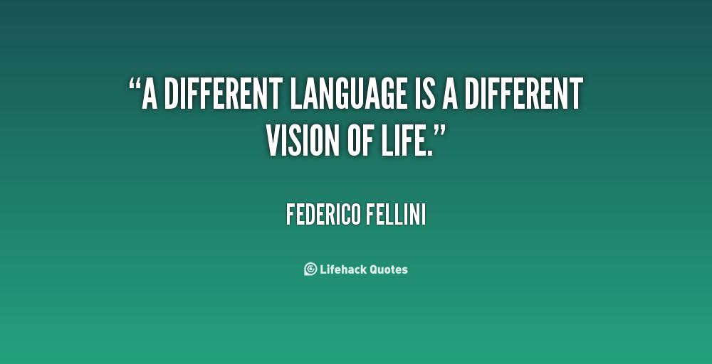 Quotes About English Language Quotesgram