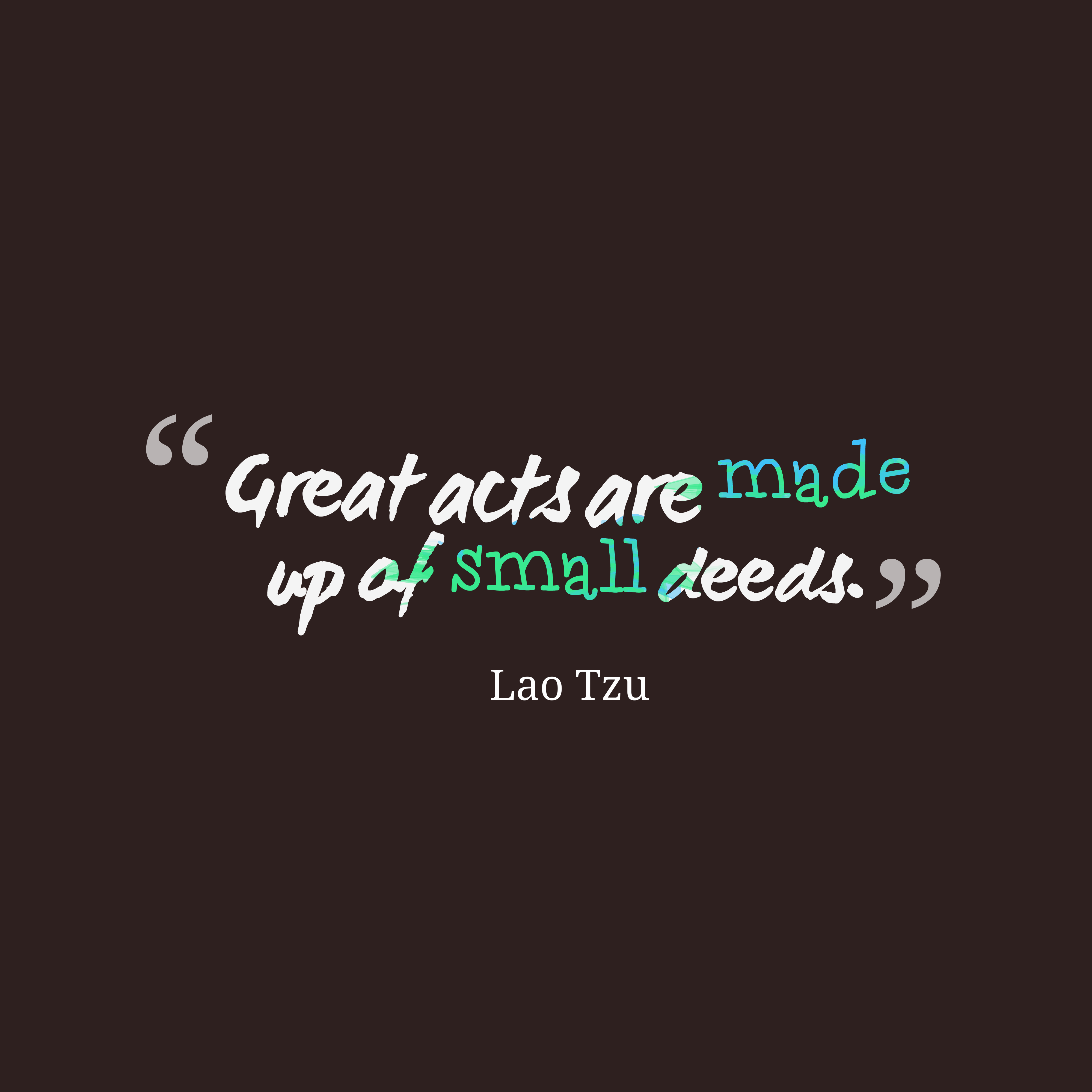 Small Quotes: Great Small Quotes. QuotesGram