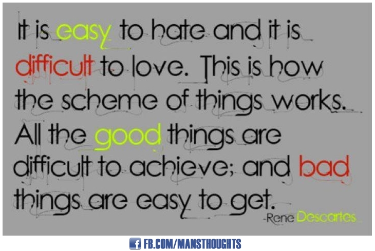 Quotes About Love And Hate: Love-Hate Relationship Quotes. QuotesGram
