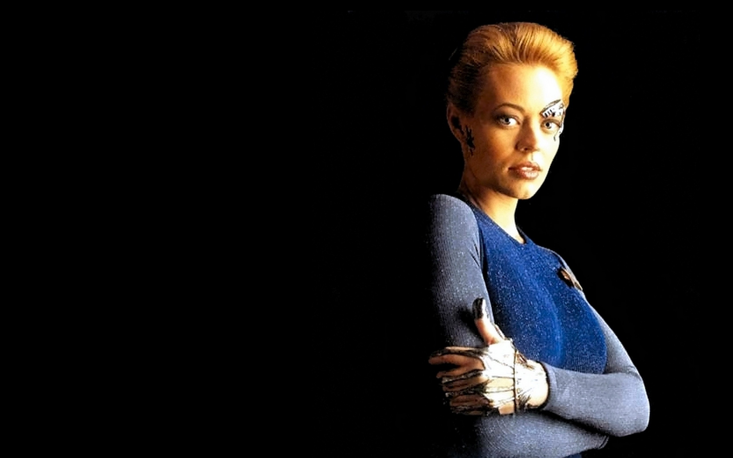 seven of nine dating quotes
