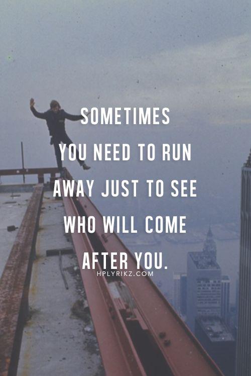 Will You Run It