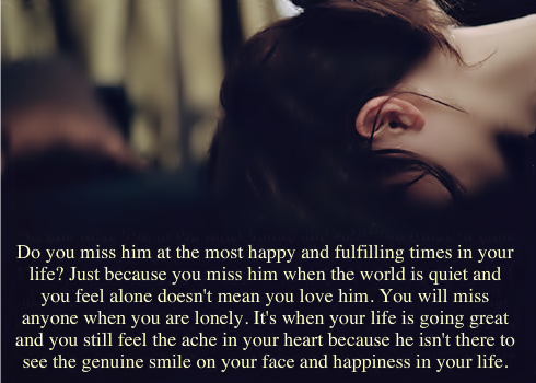 Missing You Quotes Love Romance. QuotesGram