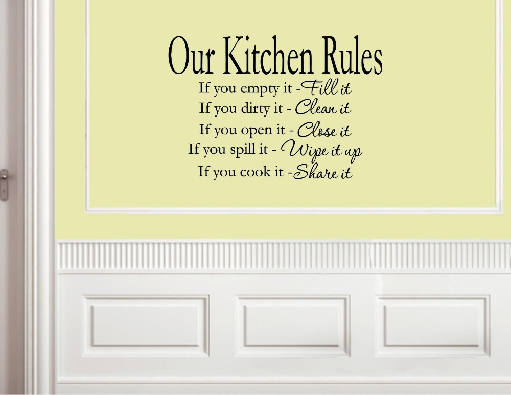 quotes about kitchen design kitchen wall quotes and sayings quotesgram 4480